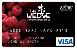Wedge Credit Card