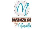 Events by Marcella, a client of TRENCH MEDIA